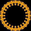 Logo Samenwerlende Organisaties Diepgeel klein
